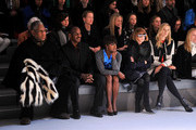 Andre Leon Talley and Julius Tennon Photo