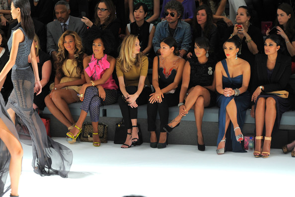 The Best Dressed Celebs at the Front Row of NYFW