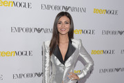Victoria Justice Fitted Jacket