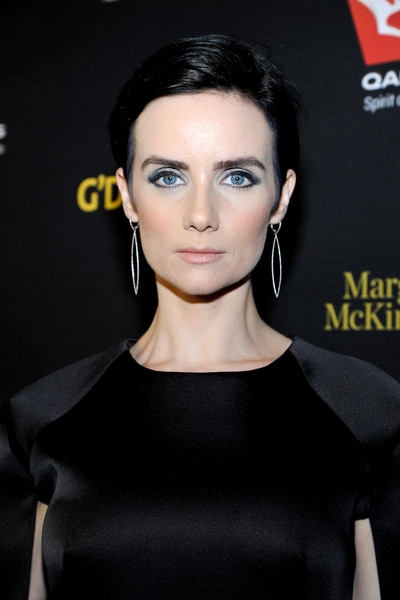 Victoria Summer Short Side Part [hair,face,eyebrow,hairstyle,lip,beauty,skin,chin,forehead,nose,hollywood,california,governors ballroom at hollywood and highland,2017 gday black tie gala,victoria summer]