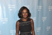 Viola Davis Fitted Blouse