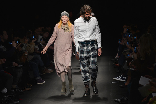 Vivienne Westwood - Runway - Milan Fashion Week Menswear Autumn/Winter 2013