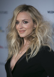 Fearne Cotton was rocker-glam at the WGSN Futures Awards wearing this teased hairstyle.