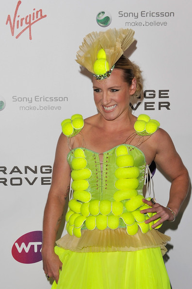 More Pics of Bethanie Mattek-Sands Corset Dress (1 of 7) - Bethanie Mattek-Sands Lookbook - StyleBistro