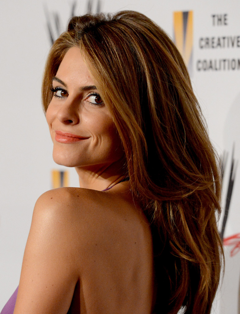 more pics of maria menounos evening dress  29 of 43  - clothes lookbook