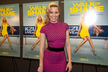 Steal Her Weekend Look: Elizabeth Banks's Wild and Tame Style