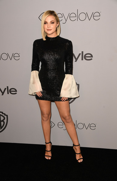 More Pics of Olivia Holt Strappy Sandals (1 of 3) - Shoes Lookbook - StyleBistro