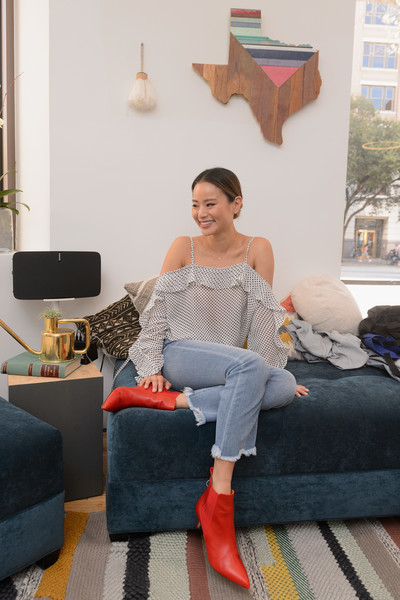 More Pics of Jamie Chung Classic Jeans (2 of 4) - Jamie Chung Lookbook - StyleBistro