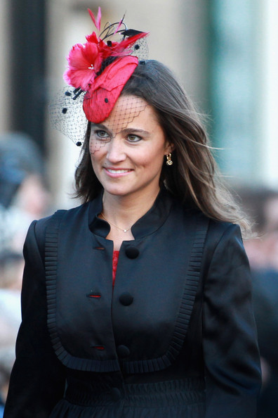 pippa middleton 2011. Pippa Middleton attends the