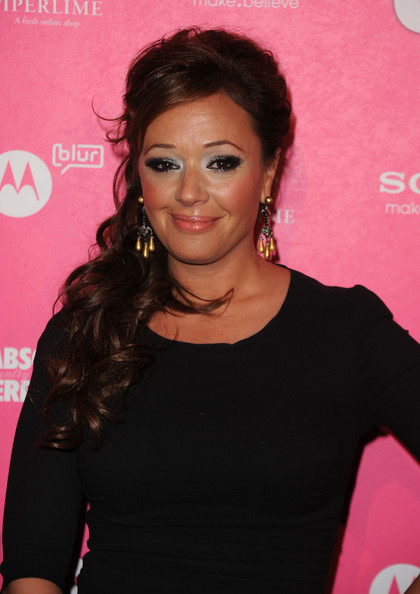More Pics of Leah Remini Box Clutch (1 of 6) - Leah Remini Lookbook - StyleBistro