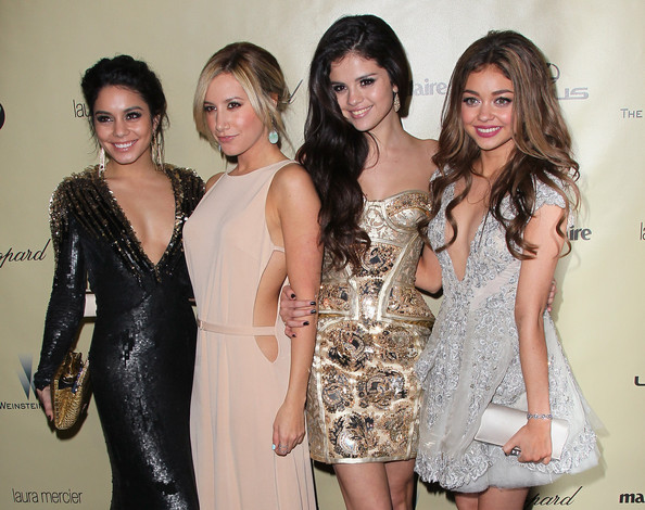 The Best Afterparty Looks from the 2013 Golden Globes