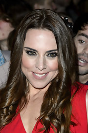 Mel C's were popping all over the place with these false eyelashes.