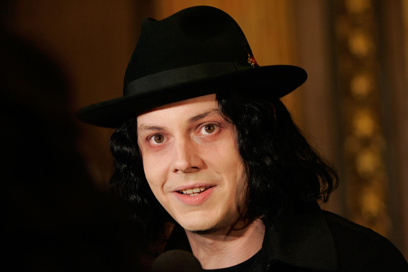More Pics of Jack White Suede Dress Hat (1 of 29) - Jack White Lookbook - StyleBistro