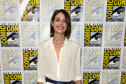 Willa Holland Button Down Shirt
