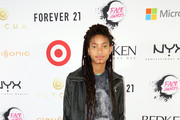 Willow Smith Ripped Jeans
