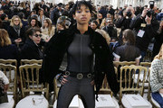 Willow Smith Tweed Jacket