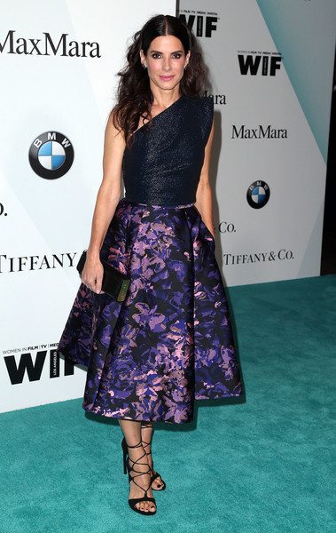 Monique Lhuillier at the 2015 Women in Film Crystal + Lucy Awards