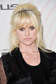 Alice Eve brought a '60s vibe to the 2018 Crystal + Lucy Awards with this Brigitte Bardot-inspired 'do.