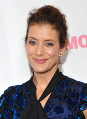 Kate Walsh attended the Women Making History Awards wearing her hair in a messy teased updo.
