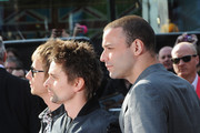 Matt Bellamy and Chris Wolstenholme Photo