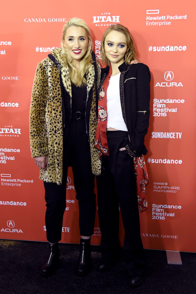 At the 2016 Sundance Film Festival