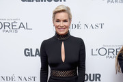 Yolanda Foster Cutout Dress