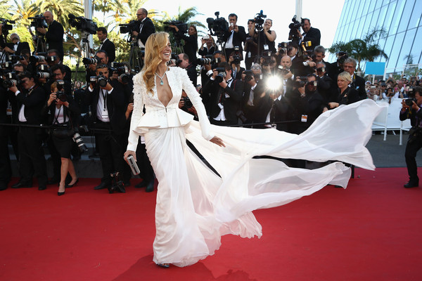 Petra Nemcova at the 2015 Cannes Film Festival