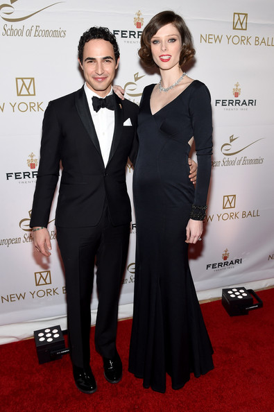 Arrivals at the New York Ball Cocktail Benefit