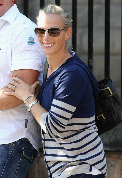 Zara Phillips Butterfly Sunglasses