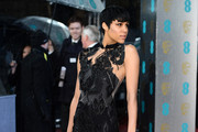 Zawe Ashton Evening Dress