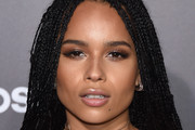 Zoe Kravitz Gold Choker Necklace
