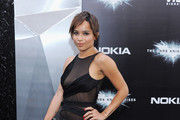 Zoe Kravitz Little Black Dress