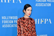 Zoe Lister Jones Box Clutch