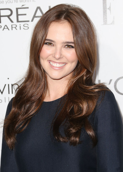 Zoey Deutch Hair