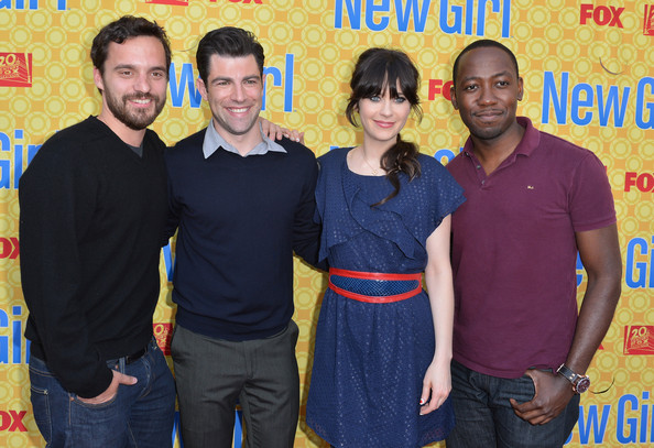 """The Academy Of Television Arts & Sciences' Screening Of Fox's """"New Girl"""""""