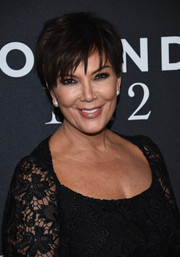 Kris Jenner sported her signature short 'do at the world premiere of 'Zoolander 2.'