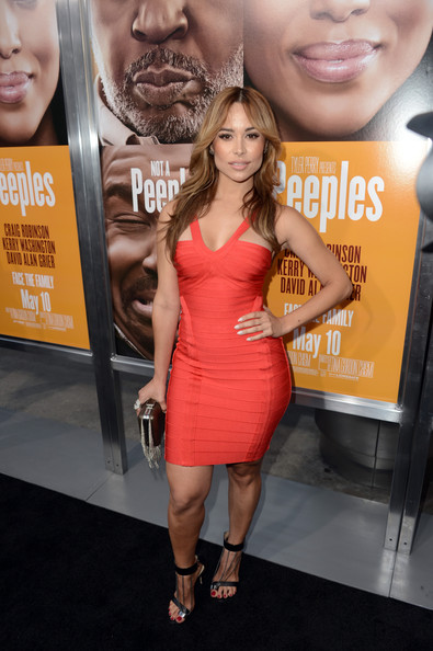 Zulay Henao Bandage Dress