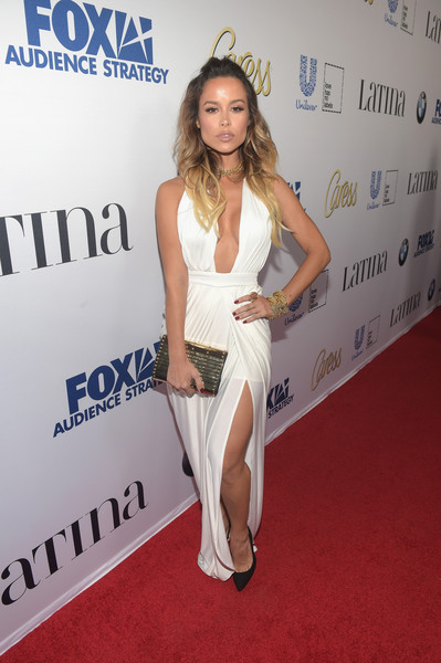 Zulay Henao Evening Dress