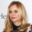 Diane Kruger's Medium Straight Cut