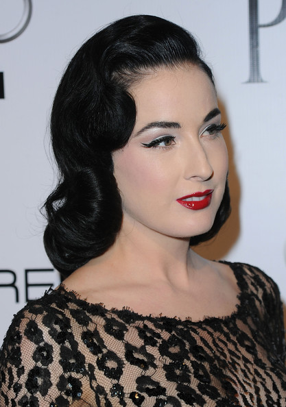 72d136b281de More Pics of Dita Von Teese Red Lipstick (6 of 12) - Dita Von Teese Lookbook  - StyleBistro