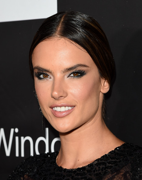 Alessandra Ambrosio: Gothic Touch