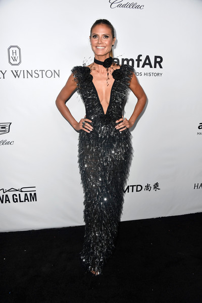 In Ralph & Russo Couture At The amfAR Gala