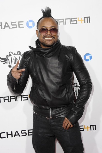 apl.de.ap Leather Jacket