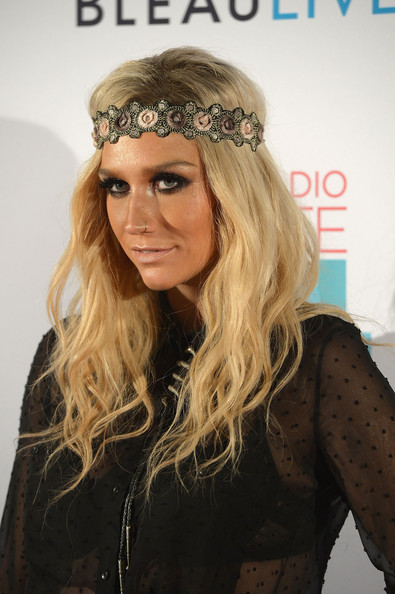 More Pics of Kesha Headband (3 of 6) - Hair Accessories Lookbook - StyleBistro
