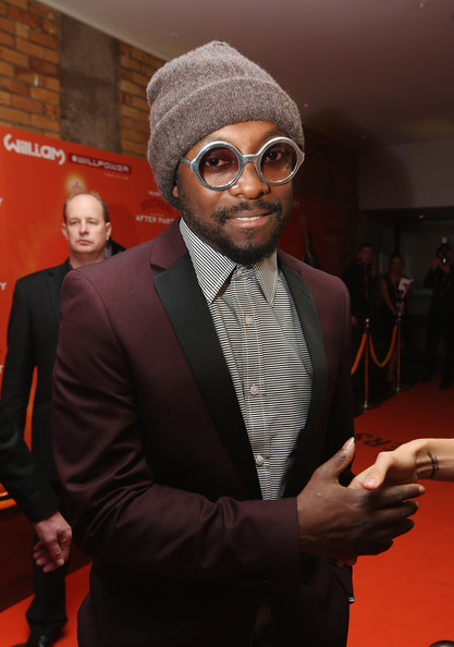will.i.am Round Sunglasses