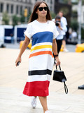 Who Was the Best Dressed Street Style Star During Fashion Month?