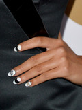 Which Celebrity Has the Coolest Nail Art?