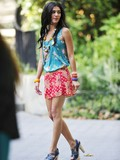 What is Jessica Szohr's best look?