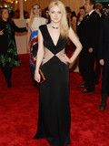 Who had the best punk look at the Met Ball?