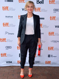 Which Celebrity Rocked a Pantsuit Better?